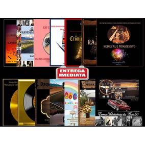 Coletânea Musical Diferenciada - ( 7 Pastas + 7 Brindes)