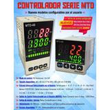 Pirometro Controlador De Temperatura Pid Rele Contactor- Gsa