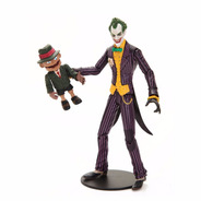 Boneco The Joker With Scarface - Dc Comics