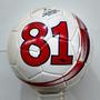 Bola De Futebol Campo Dalponte 81 - Original + Nota Fiscal
