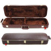 Estojo Case Violino 4/4 L. Case Premium Hinario Ccb - Marrom