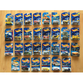 Lote De 30 Camiones Hot Wheels Dairy Delivery Hauler Ford .