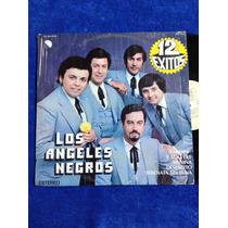 Lp 12 Exitos De Los Angeles Negros