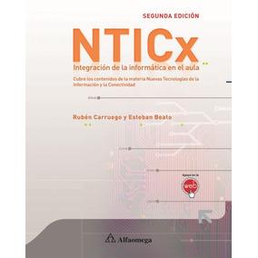 Libro Nticx Integración De La Informática En El Aula Beato