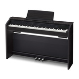 Px860 Bk Privia Digital Home Piano Black Casio