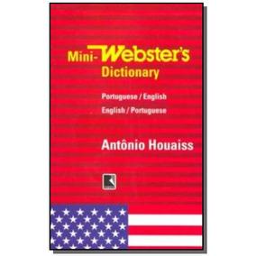Mini Websters Dicionario: Ingles / Portugues - Por