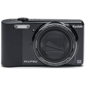 Camara Fotografica Kodak Fz-151 Compacta 16mp Negra
