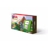 Consola Nintendo 2ds Edicion Zelda Ocarina