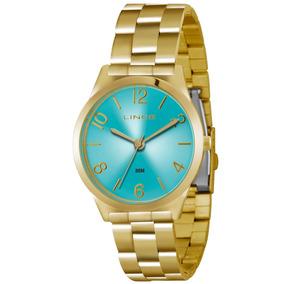 e4cd739f66e Relogio Feminino Com Fundo Azul - Relógios De Pulso no Mercado Livre ...