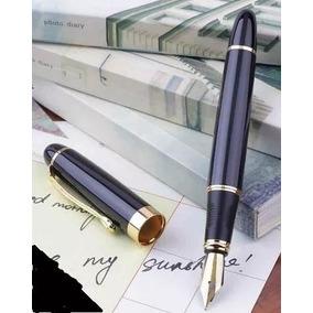 Caneta Tinteiro Luxo Jinhao X450 Preta - Pronta Entrega
