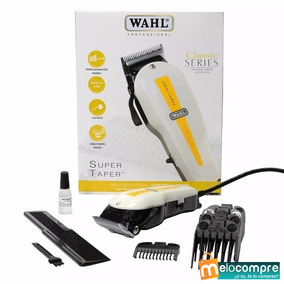 Maquina Afeitar Cortar Cabello Wahl Super Taper Profesional