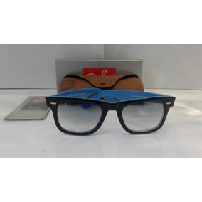 Ray Ban Wayfarer Inclinado De Sol - Óculos no Mercado Livre Brasil 09674e030f