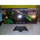 Batman Serie Animada Batplane Batwing Batinave Jlu