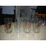 Vasos De Vidrio Cortados De Botellas