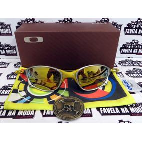 Oculos Feminino Estilo Darth Gold De Sol Oakley - Óculos no Mercado ... 3370ae6110