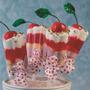 20 Push Pop Cake Flor Pote De Bolo Aniversario Menina 1 Ano