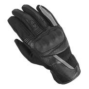 Guantes Con Proteccion Sm Racewear Air Flow Negro Mh&s