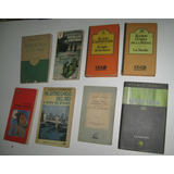 Lote 8 Novelas Importantes Escritores Literatura