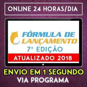 Curso Formula De Lançamento 2018 7.0 + 50 Top Cursos