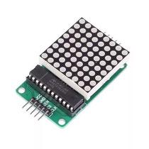 Modulo Matriz De Led 8x8 Para Arduino