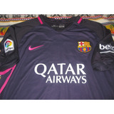 Camiseta Suplente Barcelona 2016 2017 Violeta Fucsia