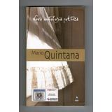 Livro: Nova Antologia Poética - Novo - Mário Quintana