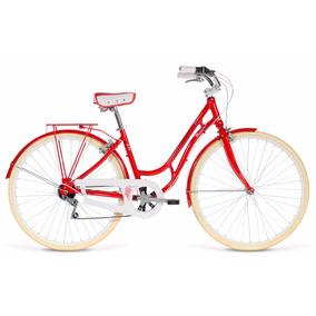 Bicicleta Mercurio Victoria Aluminio Vintage Retro 2017 Dama