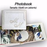 Photobook Album De Fotos Bodas 15 Años Album Fotográfico