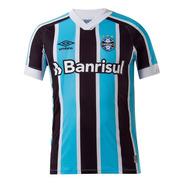 Camisa Grêmio Oficial I 21/22 N°10 Torcedor Umbro Masculina