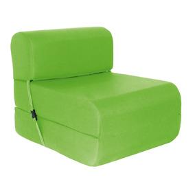 Sillón Cama Imperial D-15 0,65 Cm. Verde