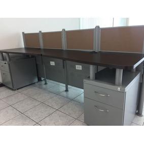 Estación De Trabajo Para Oficina Ejecutiva O Corporativo