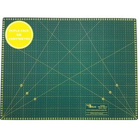Base Corte A2 60x45cm Patchwork Scrapbook Cartonagem