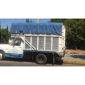 Carroceria De Ford Redilas 3 1/2 Toneladas Con 3 Puertas