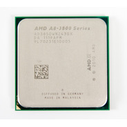 Procesador Amd Apu A8 3850 4 Nucleos 2.9ghz Socket Fm1
