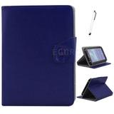 Para Huawei Mediapad T3/t1 8.0/10 Fhd... (dark Blue.)