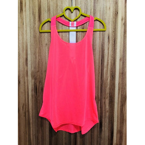 Musculosa Deportiva Coral Pink