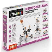 Mecánica Ley De Newton Technic Engino Stem Armable Física