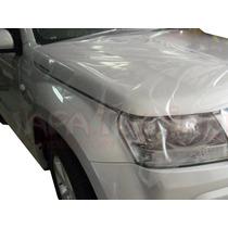 Pelicula Protetora Transparente Envelopamento Automotivo