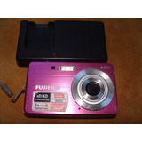 Camara Digital Fuji Film De 8.2 Megapixeles, Modelo Finepix