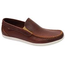 Zapatos Mocasines De Cuero Del 39 Al 45 Excelentes!
