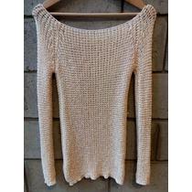 Sweater Lentejuelas Directo De Fábrica Oportunidad
