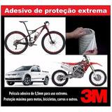 Rolo Pelicula Adesivo Proteção 3m Bike Moto Trilha