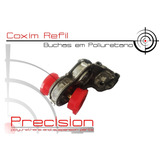 Coxim 70mm. Suporte Inferior Motor Em Pu - 206 - 306 - 407