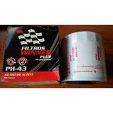 Filtro De Aceite Winner Ph-43 Eqvl A Millard Ml-43