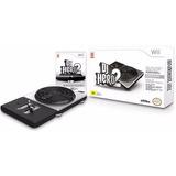 Dj Hero 2 C/ Turnable Pickup - Lacrado! Nintendo Wii E Wii U