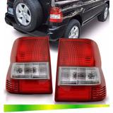 Lanterna Traseira Mitsubishi Pajero Tr4 2000 2001 2002 2003
