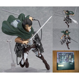 Attack Of Titans Shingeki No Kyojin Figma 213 Levi Ackerman