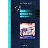 Libro Derecho Procesal Civil / Ovalle Favela / Ed Oxford
