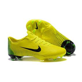 Chuteira Nike Mercurial Amarela E Adultos - Chuteiras no Mercado ... b2f27388aa225