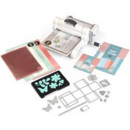 Sizzix - Máquina De Corte Branca Plus Com Kit - Big Shot Plu